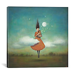 iCanvas High Notes for Low Clouds Canvas Wall Art