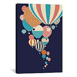 iCanvas Balloons Canvas Wall Art