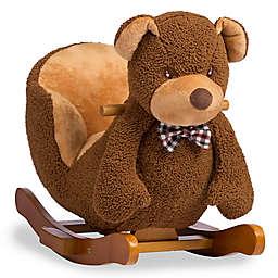 Rockin' Rider® Barry the Bear Baby Rocker in Brown