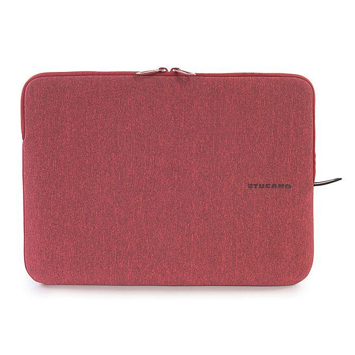 Alternate image 1 for Tucano Melange Second Skin Sleeve for Notebooks in Red