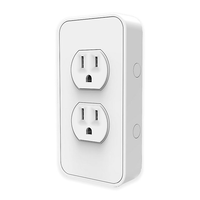 Alternate image 1 for SimplySmart Home by Switchmate Smart Power Outlet