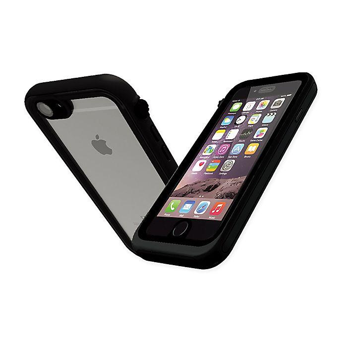 brand new 30950 fe342 Liquipel™ AquaGuard Phone Case for iPhone 6/6s in Black | Bed Bath ...