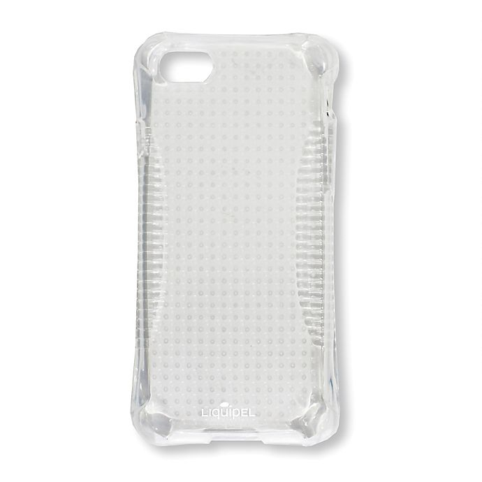 Alternate image 1 for Liquipel™ SafeGuard 2-Piece Clear Protection Bundle for iPhone 6/6s
