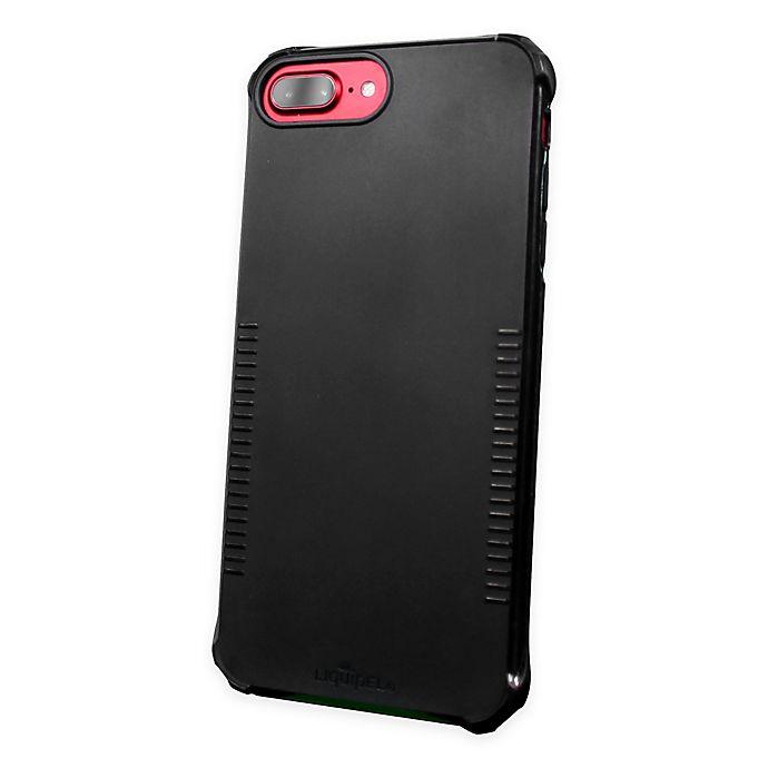 Alternate image 1 for Liquipel™ SafeGuard Phone Case for iPhone 7+ in Black