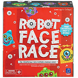 Educational Insights® Robot Face Race Game