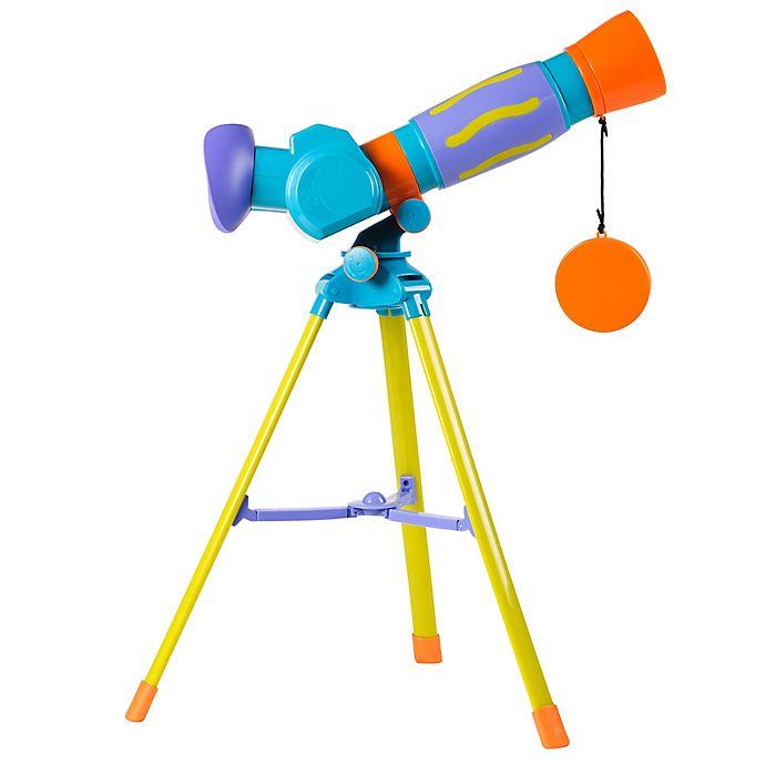 Alternate image 1 for Educational Insights® GeoSafari® Jr. My First Telescope