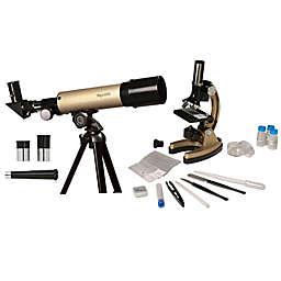 Educational Insights® GeoSafari® Telescope & Microscope Set