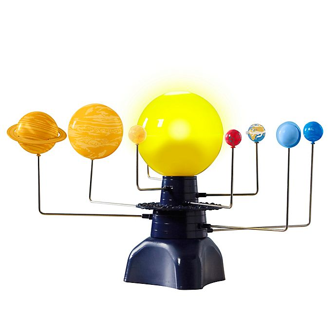 Educational Insights® GeoSafari® Motorized Solar System ...