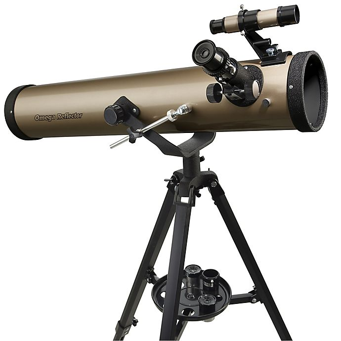 Alternate image 1 for Educational Insights® Omega Reflector Telescope