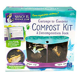 Educational Insights® Nancy B's Science Club™ Garbage to Gardens Compost Kit