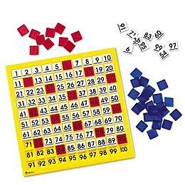 Learning Resources® Hundred Number Board