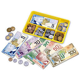 Learning Resources® Canadian Currency Set
