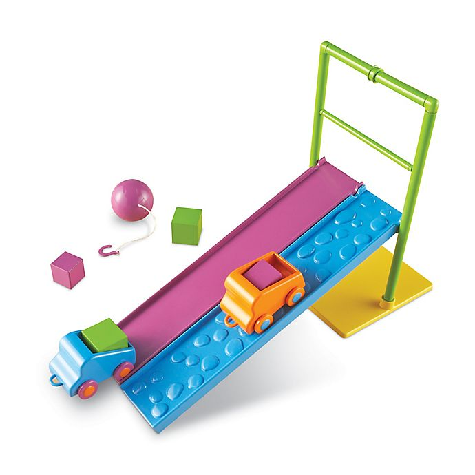 Alternate image 1 for Learning Resources® STEM Force & Motion Activity Set
