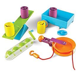 Learning Resources® STEM Simple Machines Activity Set