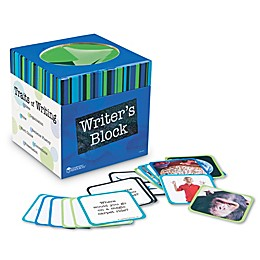 Learning Resources® Writer's Block
