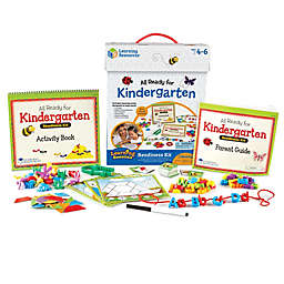 Learning Resources® All Ready for Kindergarten Readiness Set
