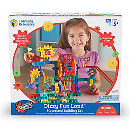 Learning Resources® Gears! Dizzy Fun Land Set