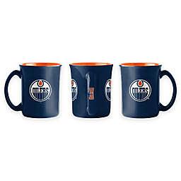 NHL Edmonton Oilers 15 oz. Café Mug
