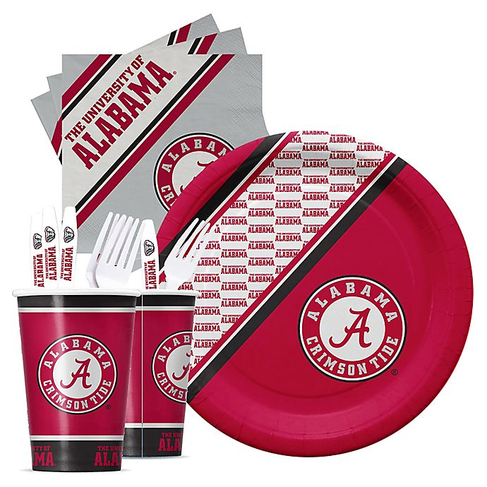 Alternate image 1 for University of Alabama Party Pack
