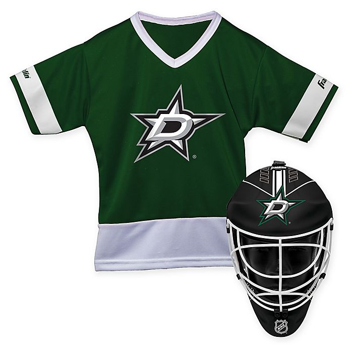 Alternate image 1 for NHL Dallas Stars Youth 2-Piece Team Uniform Set