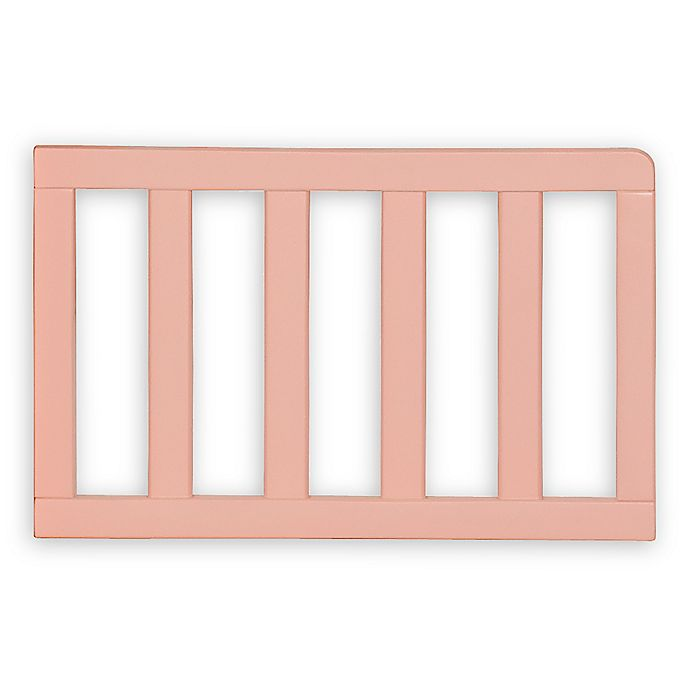 Alternate image 1 for Suite Bebe Riley Toddler Guard Rail in Coral