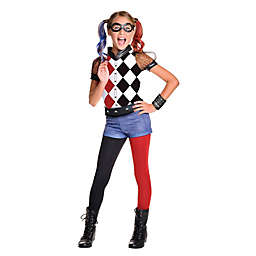 DC Superhero Girls: Harley Quinn Child's Halloween Costume