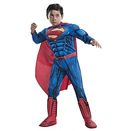Superman Deluxe Child's Halloween Costume