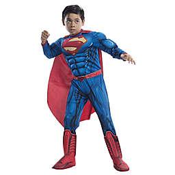 Superman Deluxe Child's Halloween Costume