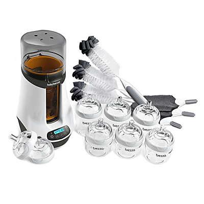babybrezza® Premium 15-Piece Bottle Gift Set with Warmer in White