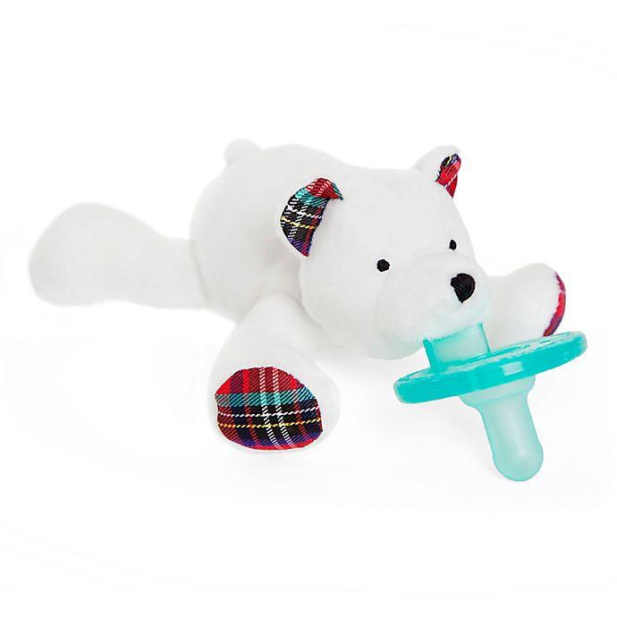 Alternate image 1 for WubbaNub™ Polar Bear Infant Pacifier
