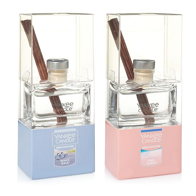 Alternate image 1 for Yankee Candle® Summer Fragrances Signature Mini Reed Diffusers