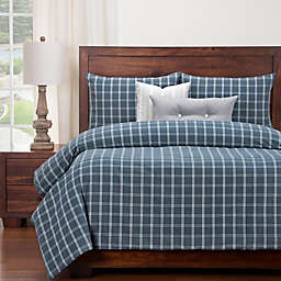 SIScovers® Tartan Duvet Cover Set