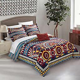Chic Home Rai 8-Piece Duvet Set