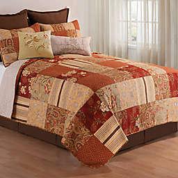 Amber Reversible Quilt Set