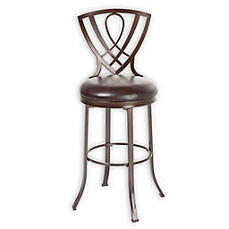 Fashion Bed Group Lincoln Stool in Chocolate