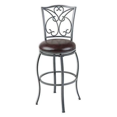 Fashion Bed Group Columbia 30-Inch Bar Stool in Chocolate