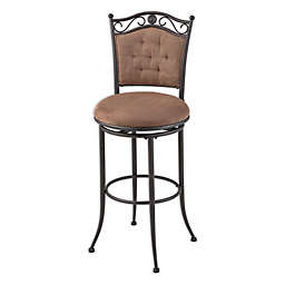 Fashion Bed Group Helena 30-Inch Bar Stool in Cocoa