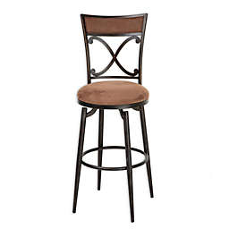 Fashion Bed Group Montgomery 30-Inch Bar Stool in Cocoa