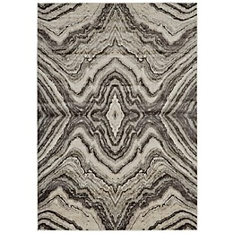 Feizy Madrina Ripple 10-Foot x 13-Foot 2-Inch Area Rug in Sterling