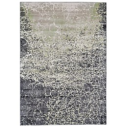 Feizy Madrina Marble 10-Foot x 13-Foot 2-Inch Area Rug in Taupe/Charcoal