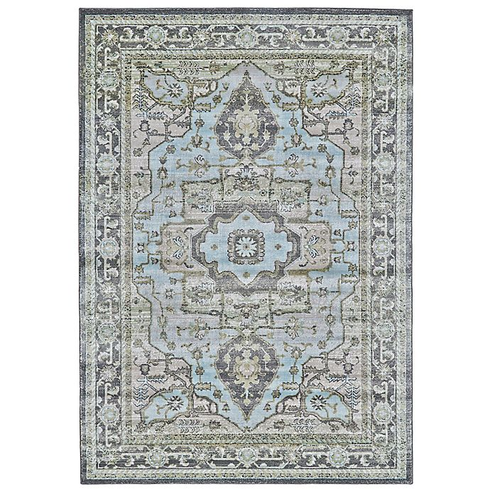 Alternate image 1 for Feizy Madrina Traditional 10-Foot x 13-Foot 2-Inch Area Rug in Taupe