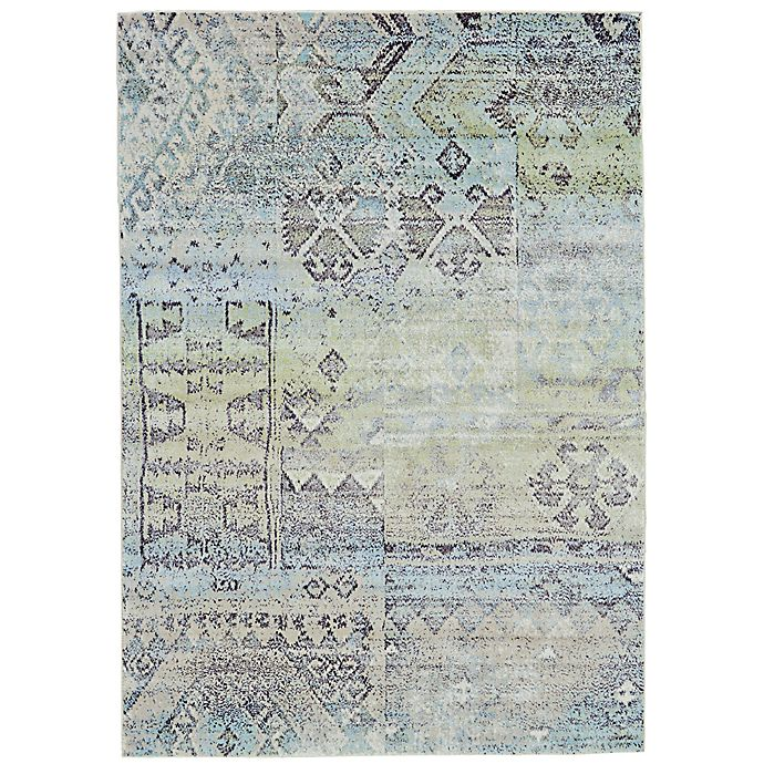 Alternate image 1 for Feizy Madrina Southwest 10-Foot x 13-Foot 2-Inch Area Rug in Mint