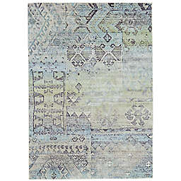 Feizy Madrina Southwest 10-Foot x 13-Foot 2-Inch Area Rug in Mint