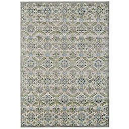 Weave & Wander Alessandria Floral 10' x 13'2