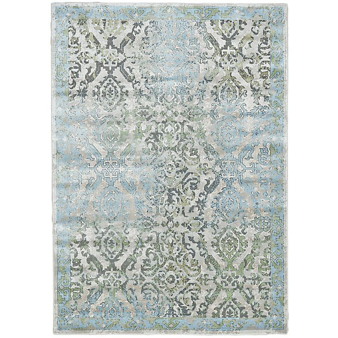 Alternate image 1 for Feizy Madrina Katari 10-Foot x 13-Foot 2-Inch Area Rug in Ice