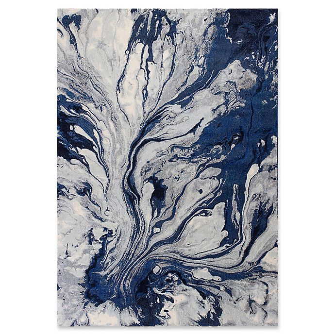 Alternate image 1 for KAS Illusions Watercolors Rug