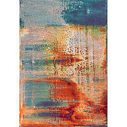 KAS Illusions Luminous Multicolor Area Rug