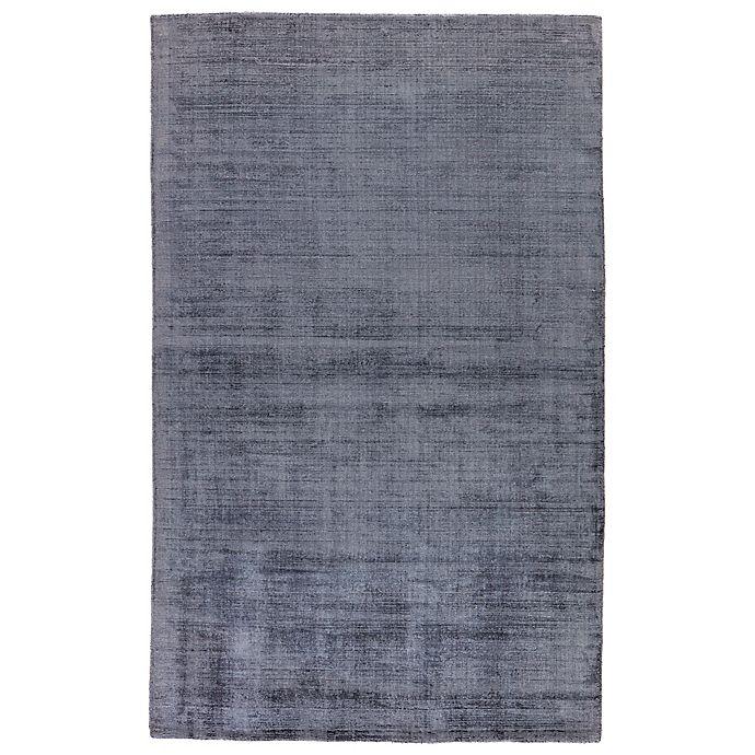 Alternate image 1 for Jaipur Yasmin 2-Foot x 3-Foot Accent Rug in Dark Blue/Grey