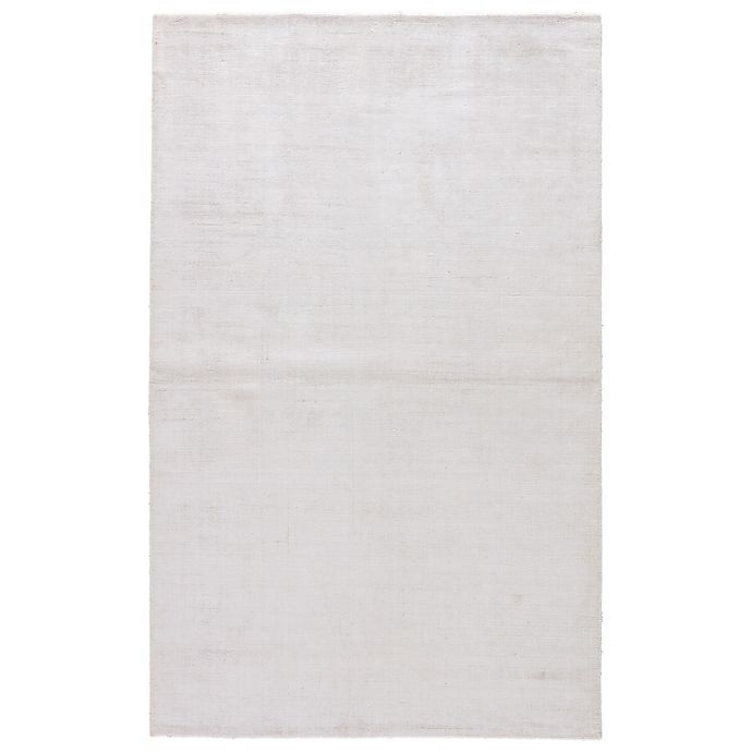 Alternate image 1 for Jaipur Yasmin 9-Foot x 12-Foot Area Rug in Lily White