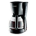Hamilton Beach® Black Switch 12-Cup Coffee Maker